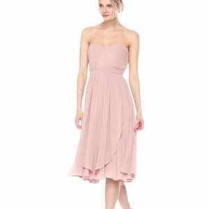 Jenny Yoo Emmie Convertible Dress Whipped Apricot